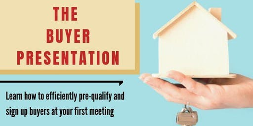 The Buyer Presentation