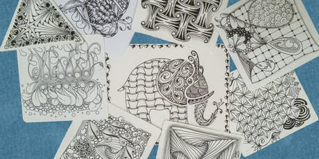 Zentangle - Beyond the Basics (Step 2) - Two Hour Adult Workshop tickets