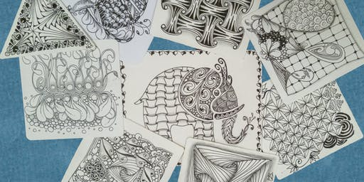 Zentangle - Beyond the Basics (Step 2) - Two Hour Adult Workshop