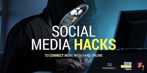 GROWTH HACKS for Conversion Funnels, Bots & Massive Organic Social Media Traffic