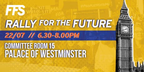 FFS Rally for the Future tickets