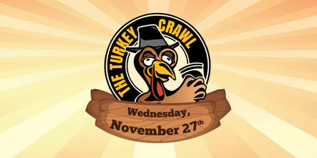 The Turkey Crawl in Wrigleyville - A Black Wednesday Bar Crawl! tickets