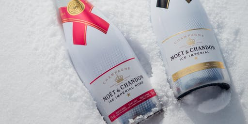 Moët Ice Impérial Tasting and Happy Hour!