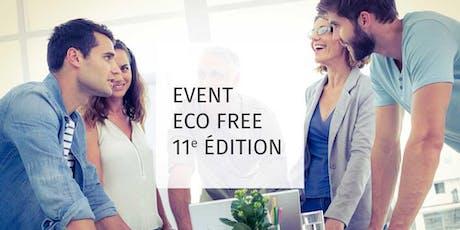 11e édition - Event Eco Free Grand Ouest billets