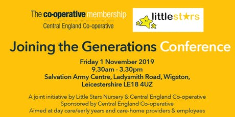 Joining the Generations Conference  tickets