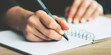 Atelier écriture de test billets