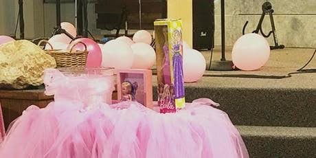 Pink Pop Up Party for Girls