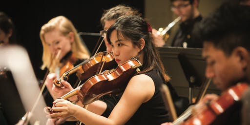 Bruch, Williams & Ravel: Royal Holloway Symphony Orchestra