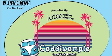 Coddiwomple Local Music Festival tickets