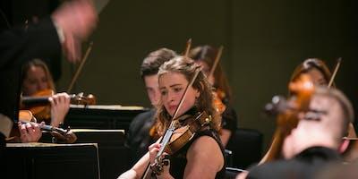 Mozart, Kien & Rachmaninov: Royal Holloway Symphony Orchestra