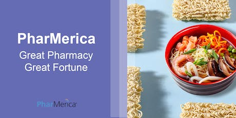 PharMerica: Great Pharmacy, Great Fortune! tickets