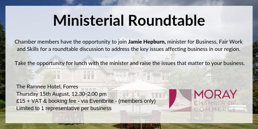 Ministerial Roundtable