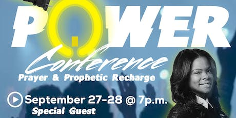 Power: Prayer and Prophetic Recharge tickets