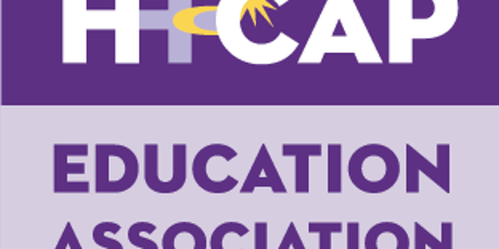 H-CAP Education Association Fall Meeting tickets