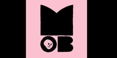 MOB Comedy Club: 29th August 2019 tickets