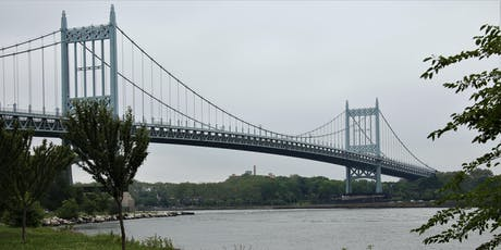 NYC Wild! Bridges of New York: Triborough Bridge/Randall's Island Park Nature Ramble tickets