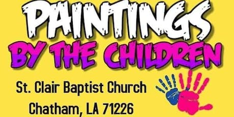 St. Clair Baptist Church Hosts Paintings by Children with Artist Frank Kelley, Jr. tickets