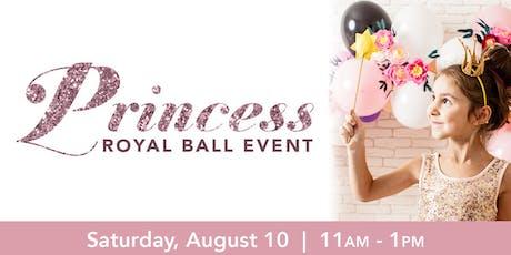 Princess Royal Ball tickets