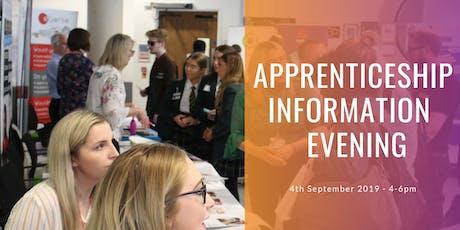 Apprenticeship Information Evening  tickets
