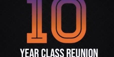 Overlea High School's Class of 2009 - 10 Year Reunion  tickets