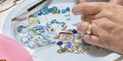 Mosaic Pendant Jewelry Workshop