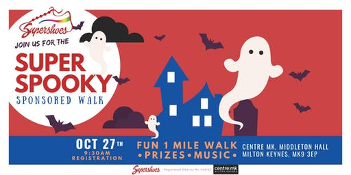 Super Spooky Sponsored Walk -Free Registration