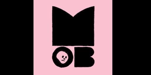 MOB Comedy Club: 31st October 2019