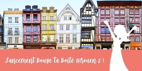 Réunion découverte du 1er réseau business féminin à Rouen billets