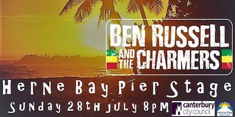 Reggae on the Pier tickets