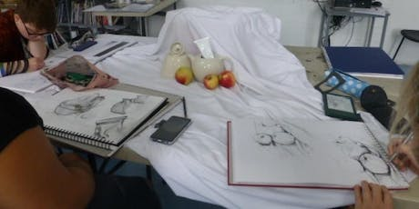 Hatch 19' Observational Drawing Classes tickets
