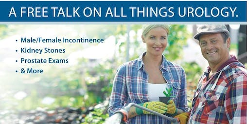 THE LATEST SOLUTIONS FOR  MALE & FEMALE UROLOGICAL CONDITIONS