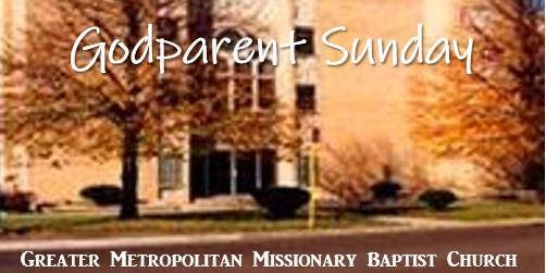 Godparents & Womens Day Worship Service