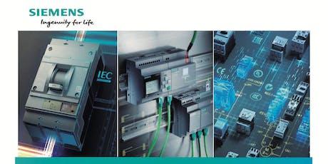 Charla de Actualización Técnica SIEMENS - Electro Lineas entradas
