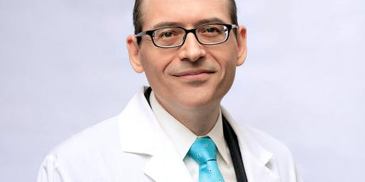 Dr. Michael Greger to Speak at Monmouth University