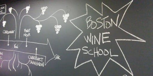 LAST 3 TIX! BWSEd Level 1: Certificate in Wine | Boston Wine School @ Roslindale