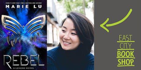 East City Bookshop Presents Marie Lu, Rebel tickets