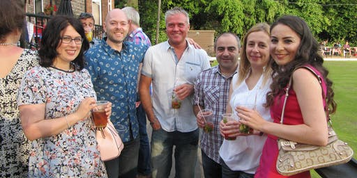 SOCIAL CIRCLE'S ANNUAL SUMMER BBQ (YOU MUST BOOK DIRECT WITH SOCIAL CIRCLE)