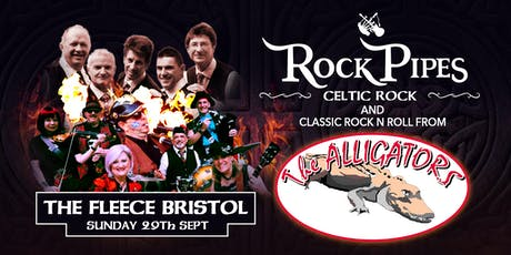 Rock Pipes + The Alligators tickets