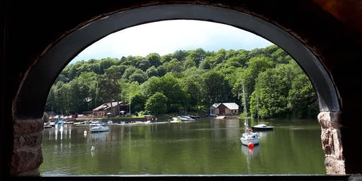 The Boathouse #1 - a poetry writing day in Staffordshire