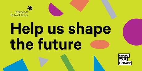 Shape Your Library Stakeholder Lab - Older Adults tickets