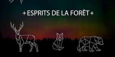 Création de costumes Esprit de la Forêt pour la Parade Phénoménale billets