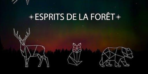 Création de costumes Esprit de la Forêt pour la Parade Phénoménale