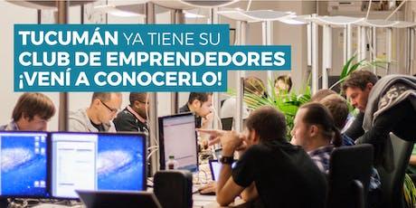 Inauguración Club de Emprendedores Tucumán entradas
