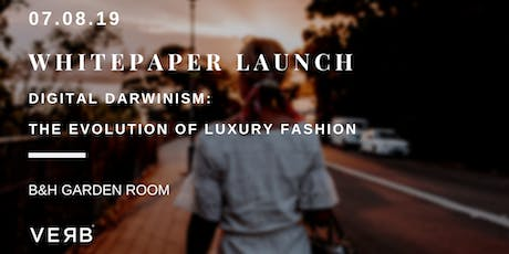 Luxury Fashion Whitepaper Launch tickets
