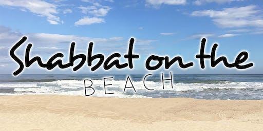 Shabbat Service & BBQ at the Beach