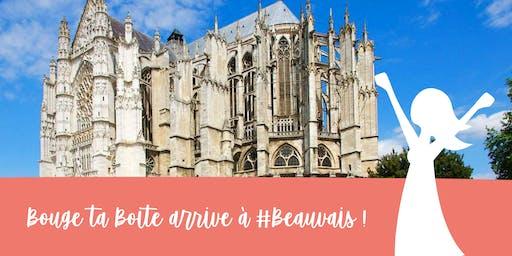 Réunion découverte du réseau business féminin à Beauvais