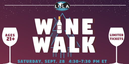 Lula Lake Wine Walk