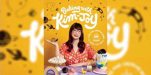 TCR Presents: An Evening with Kim-Joy