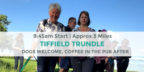 TIFFIELD TRUNDLE | 3 MILES | EASY | NORTHANTS tickets