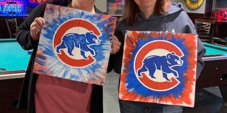 Cubs or Bears! - Wine & Wood - BYOB tickets